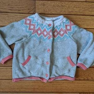 Gymboree Mitten Pocket Sweater